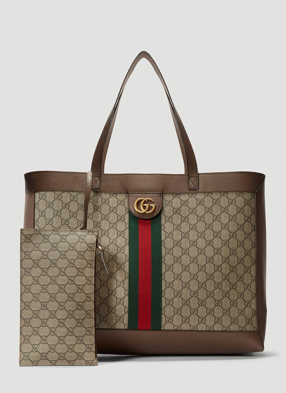 Gucci Ophidia GG Tote Bag 1