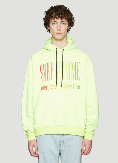 Ex Infinitas Hooded Surf Homme Sweater