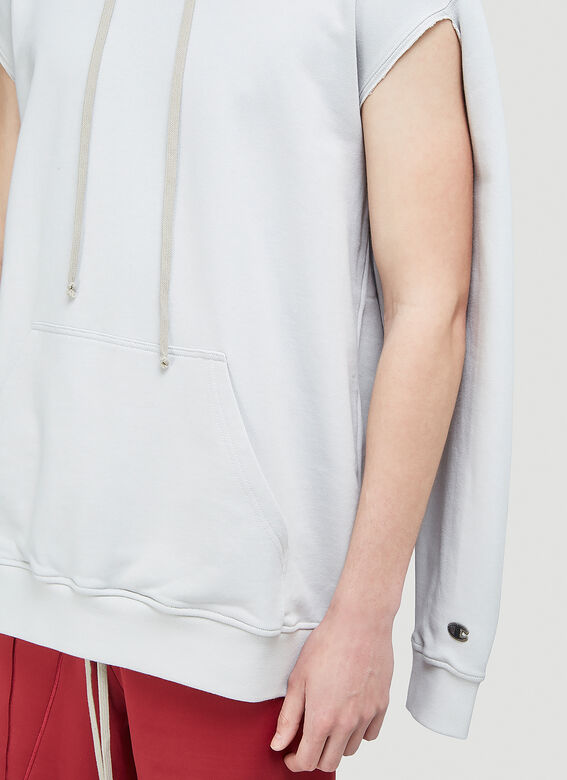 Rick Owens X Champion BASKETBALL TANK 6