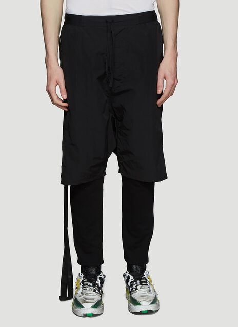 Unravel Project Double-layer Track Pants