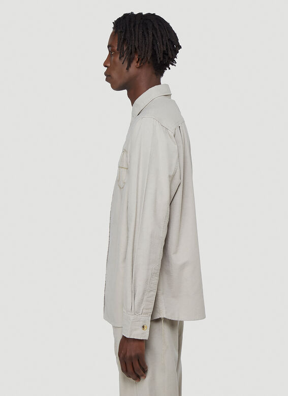 Vyner Articles WORKER EMBROIDERY SHIRT 3