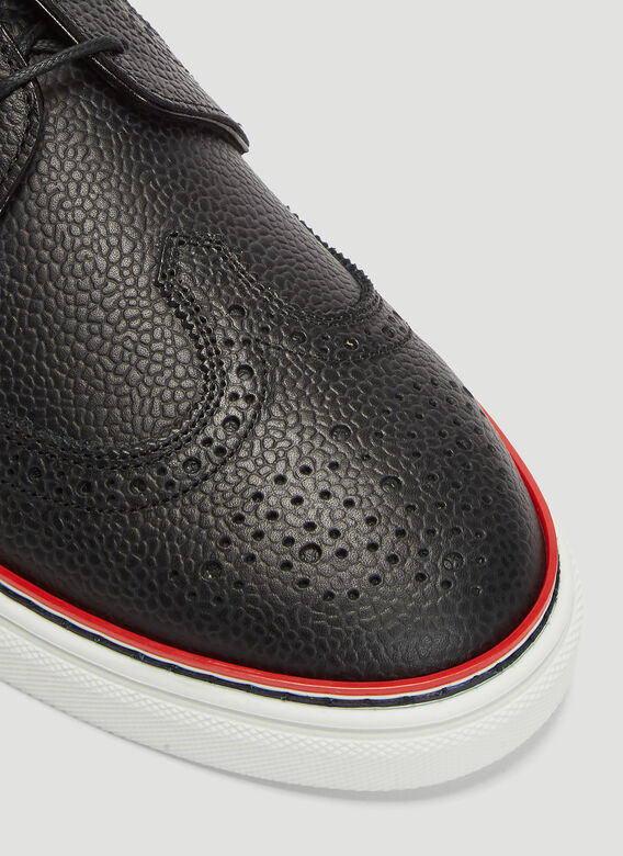 Thom Browne Cupsole Longwing Derby Shoes