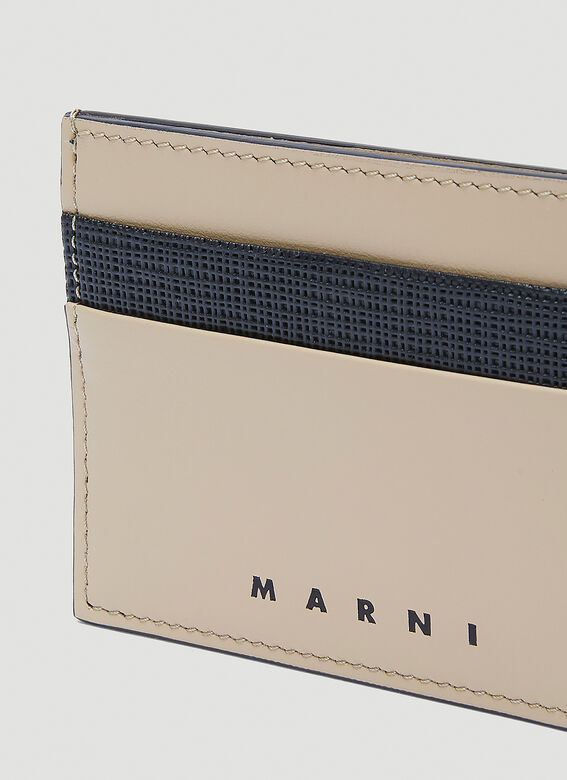 Marni Contrast Card Holder 4