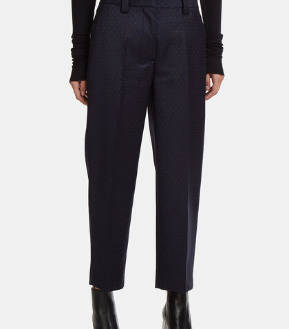 Trea Dot Suit Pants