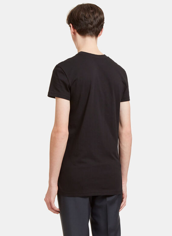 Aiezen AIEZEN Soft Cotton Crew Neck T-shirt