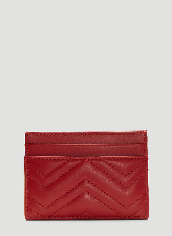 Gucci GG Marmont Card Holder 3