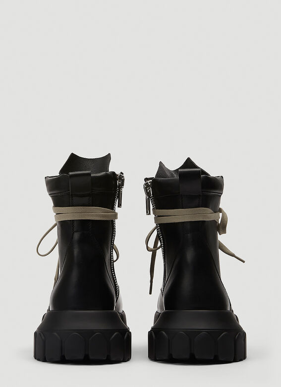 Rick Owens ARMY BOZO TRACTOR LGE 4