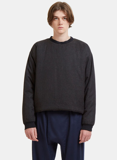 Von Sono Oversized Puff Padded Sweater