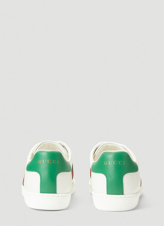 Gucci ACE WITH CAT LOGO 4
