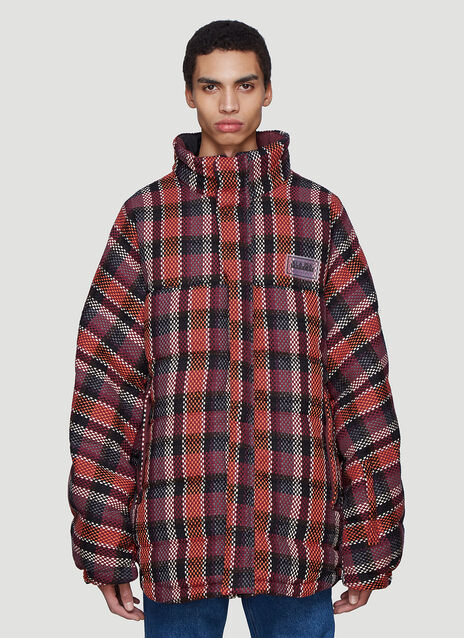 Napa By Martine Rose A-Acho Reversible Jacket