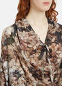 Anntian Elasticated Floral Top