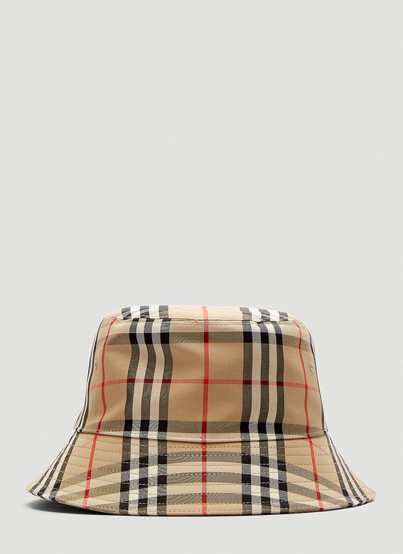 Burberry A:MH 2 PANEL BUCKET HAT:117330:A7026 3