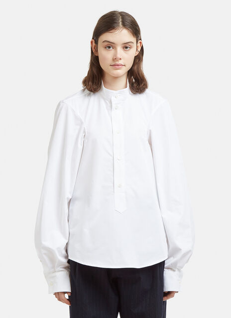 Hed Mayner Extended Sleeve Shirt