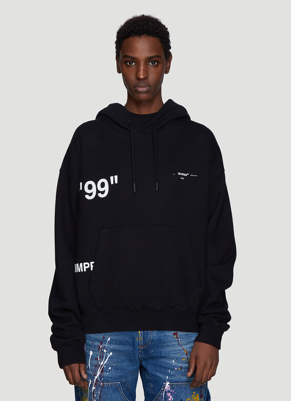 Off-White Iceman Hooded Sweatshirt