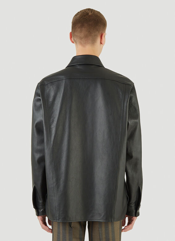 Acne Studios LEATHER OUTERWEAR 4