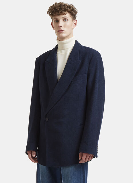 Hed Mayner Created Narrow Chest Jacket