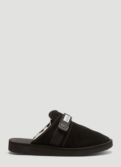 Suicoke Zavo Mab Suede Sandals