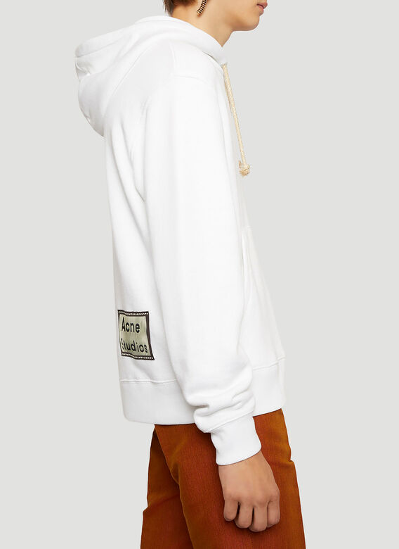 Acne Studios ACNE FORRES REVERS LABEL HD SWEAT 3