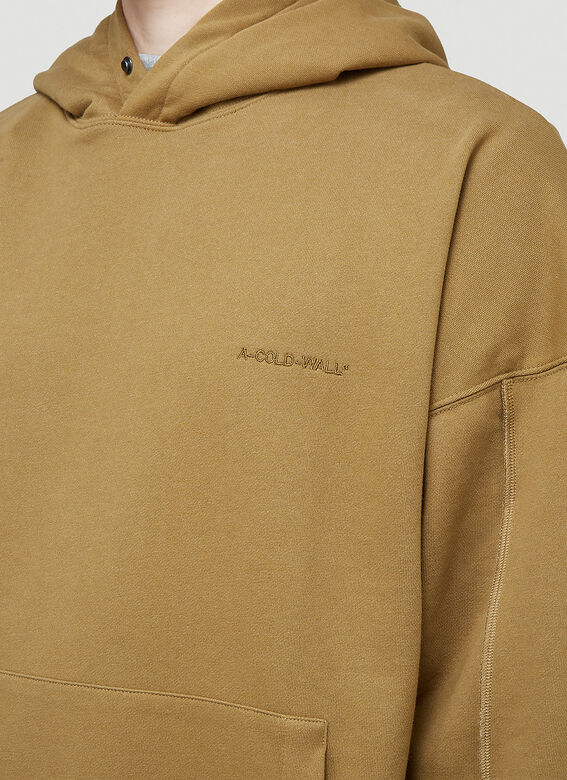 A-COLD-WALL* Dissection Hooded Sweatshirt 5