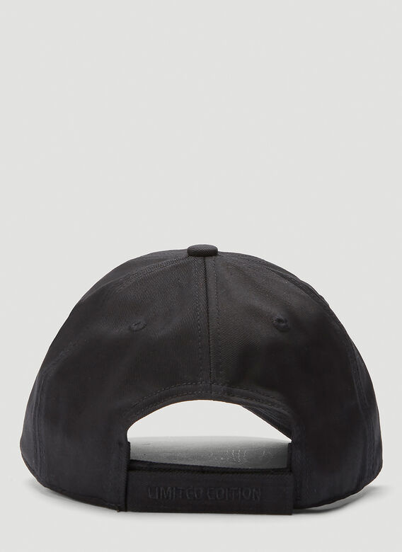 VETEMENTS THINK DIFFERENTLY LOGO CAP 3