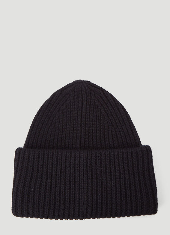 Acne Studios Pansy N Face Beanie Hat 3