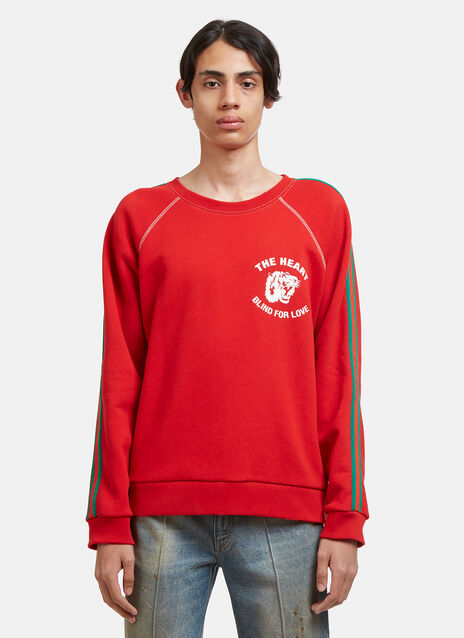 Gucci Spiritismo Beaded Sweatshirt