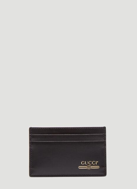 Gucci Logo Card Holder