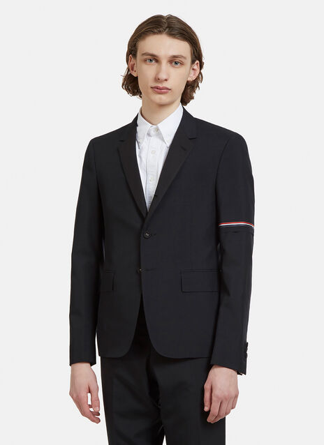 Thom Browne Arm Band Uniform Blazer