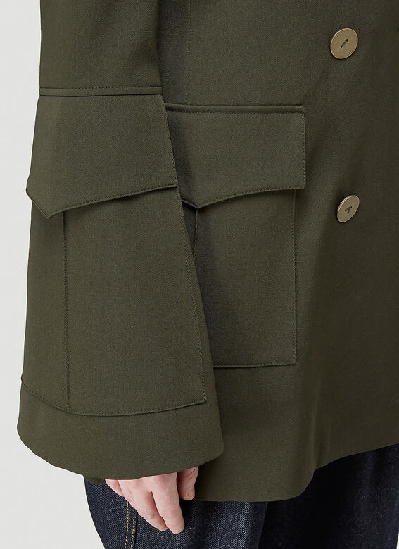 JW Anderson Fitted Cargo Blazer 5