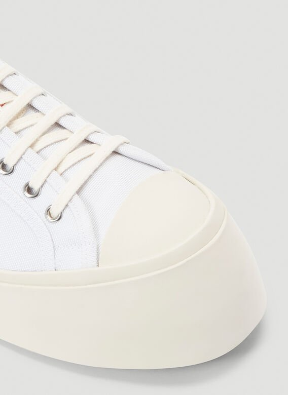 Marni CHUNKY SOLE LACE UP SNEAKER 5