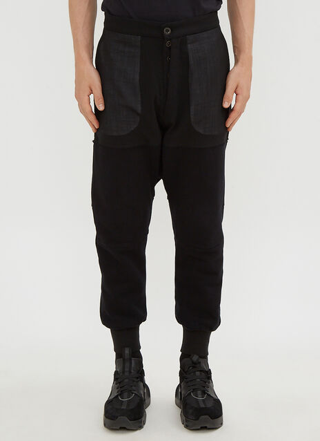 Unravel Project Hybrid Jogging Pants