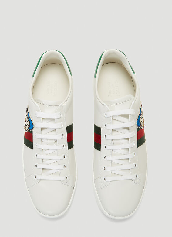 Gucci SNEAKER LEATHER, R.S 2