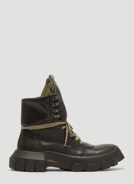 Rick Owens Hiking Sneakers