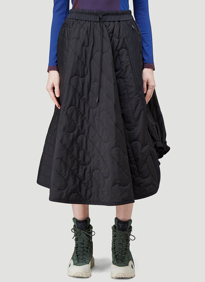 Y-3 CH2 Cloud Quilted Skirt