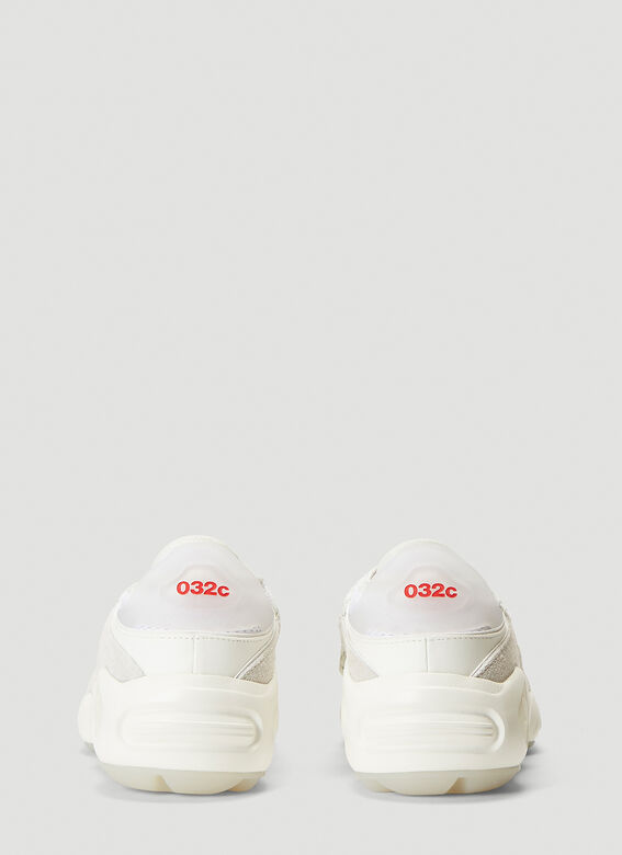 Adidas By 032C Salvation Contrast-Panel Sneakers 4