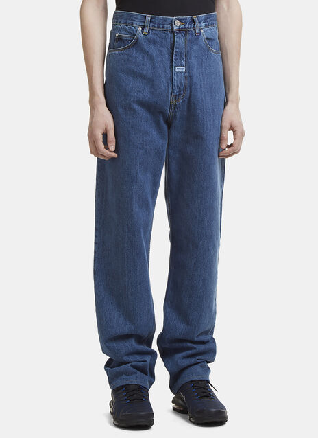 Martine Rose High Waisted Jeans