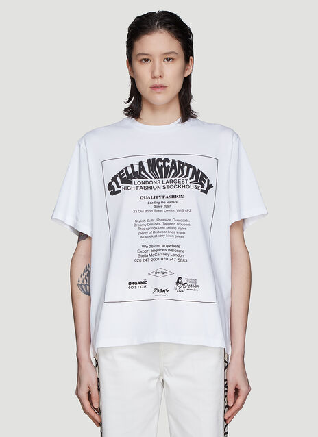 Stella McCartney Stockhouse T-Shirt