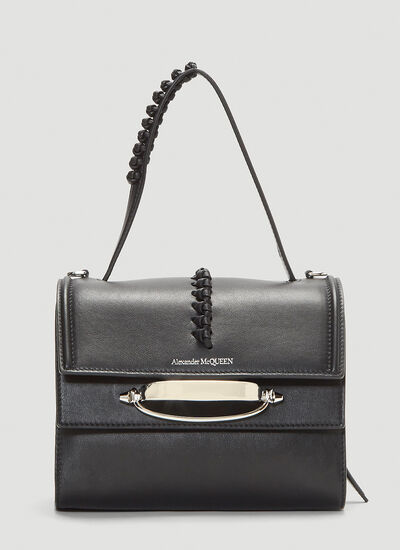 Alexander McQueen The Story Handbag