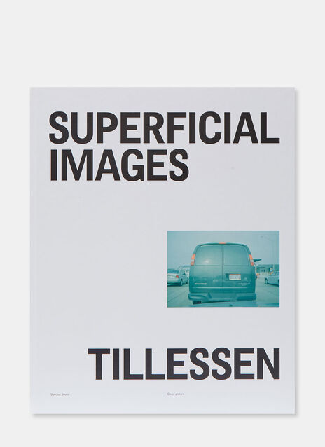 Books Superficial Images by Peter Tillessen