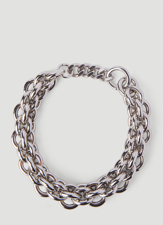 1017 ALYX 9SM Dual Chunky Chain Necklace 1