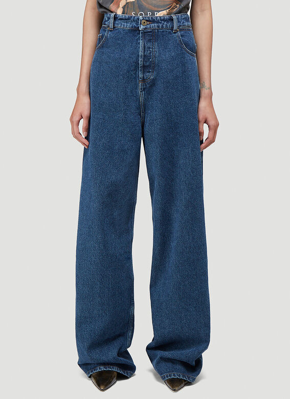 Y/Project CLASSIC PEEP SHOW JEAN 1