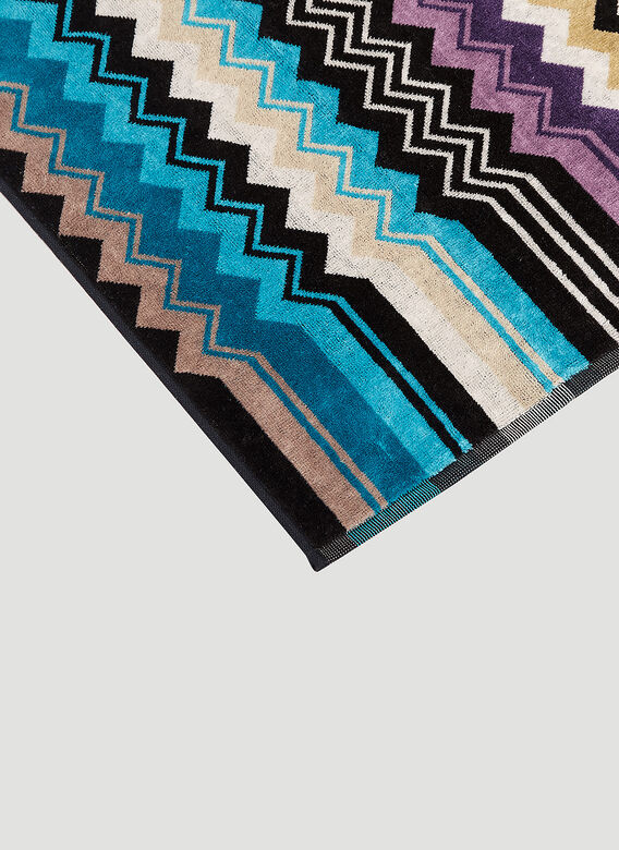 Missoni Home Giacomo Shower Towel 2