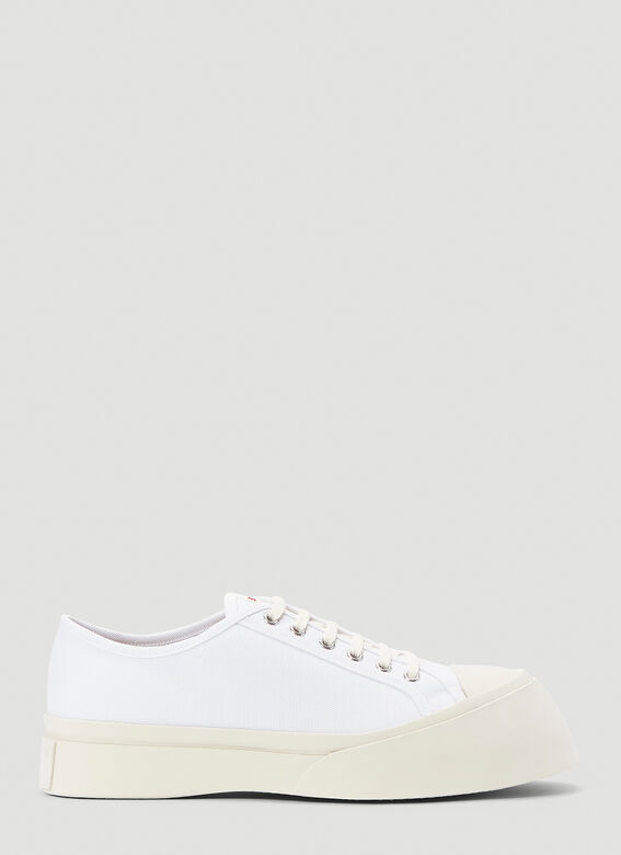 Marni CHUNKY SOLE LACE UP SNEAKER 1