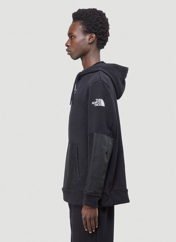 The North Face Black Series Contrast-Panel Hooded Sweatshirt 3
