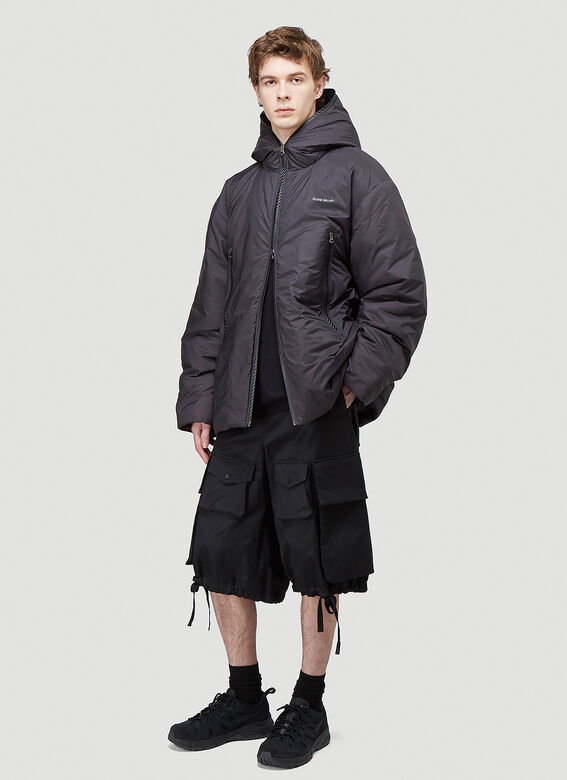 Acne Studios Hooded Down Jacket 2