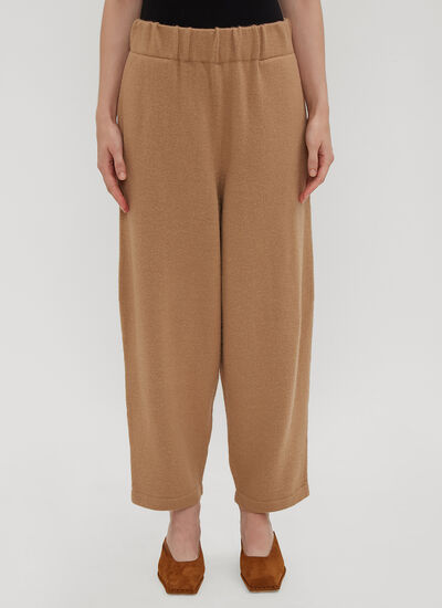 Lauren Manoogian Knitted Track Pants