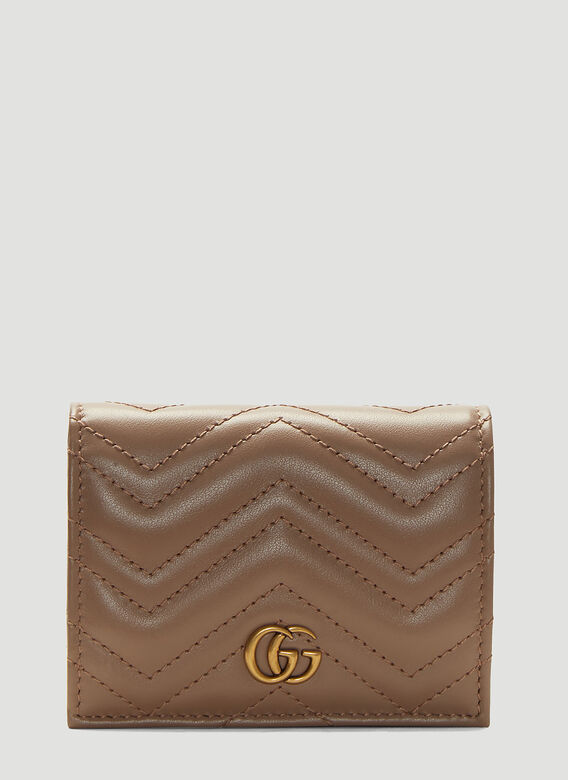 Gucci GG Marmont Leather Wallet 1