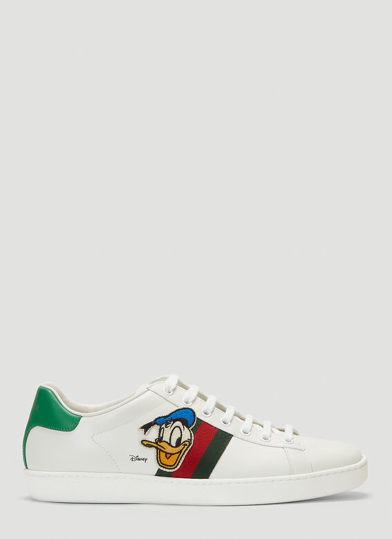 Gucci SNEAKER LEATHER, R.S 1
