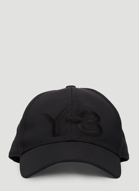 Y-3 Embroidered Logo Cap