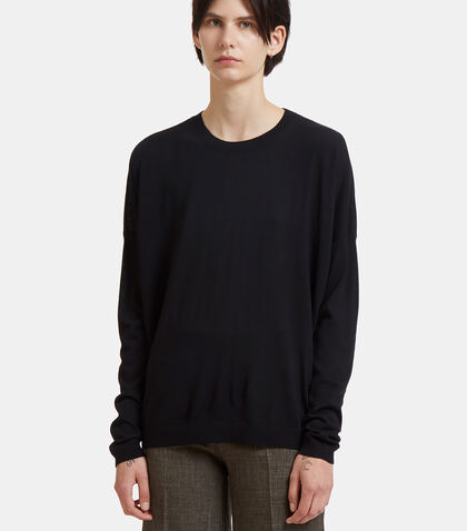 Charel Merino Crew Neck Sweater